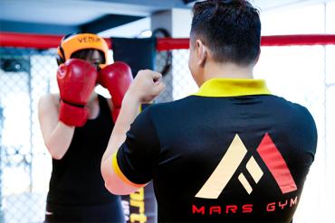 Mars Gym